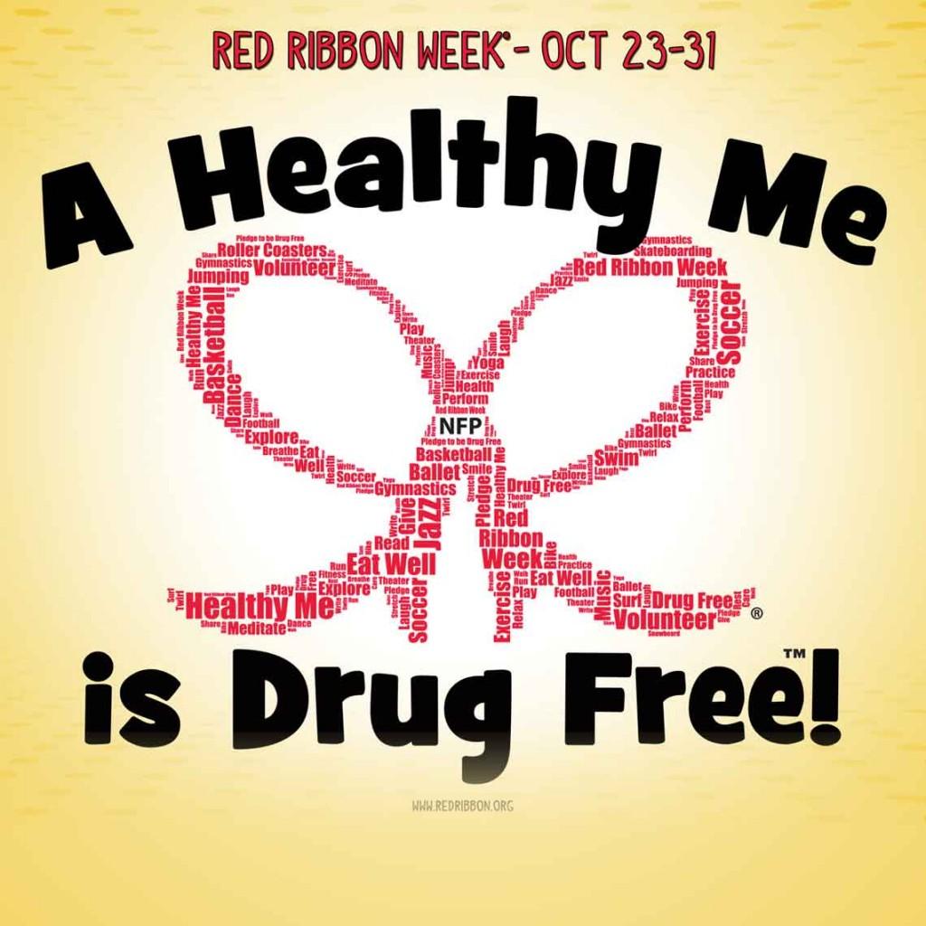 Red Ribbon Week 2013 Theme